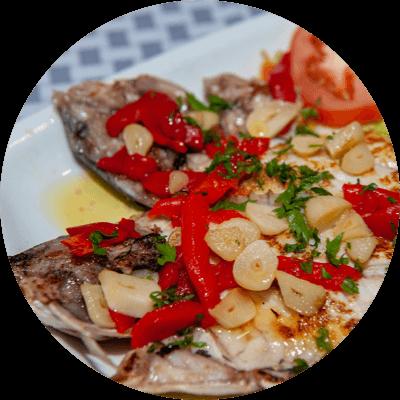 pescado riojana